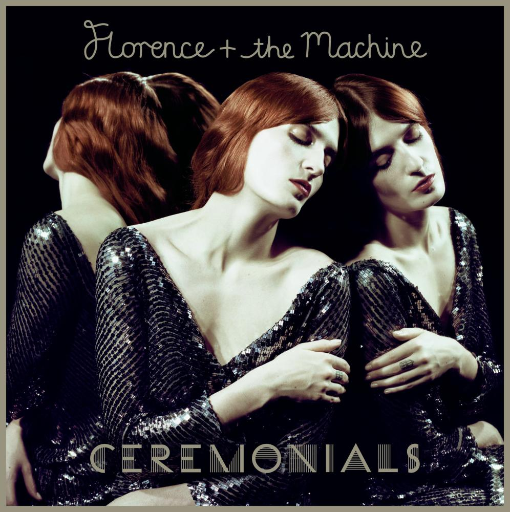 Florence + the machine Shake It Out + Ceremonials preorder (2/2)